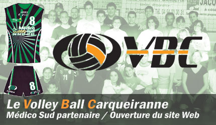 Volley Ball Carqueiranne
